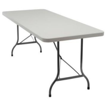 5ft Straight Folding Table