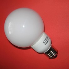 9 Watt CFL Non Dimmable Globe